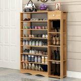 Wooden Melamine Board Shoe Rack Shoe Box Shoe Cabinet