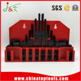 2018 Big Sales 58 Pieces Deluex Steel Clamping Kits Made in China