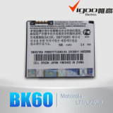 3.7V Original Mobile Phone Battery for Moto Bk60