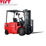 China Forklift Fb25, 2.5t Electric Forklift, 4 Wheels Electric Forklift, 4.5m, Vift 2ton, 2.5ton, 3ton, 3.5ton Battery Forklift, Vift 2.5ton Electric Forklift