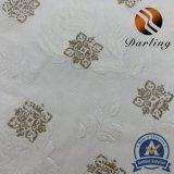 2.5m Polyester Peach with European-Style Decorative Pattern for Bedding Textile