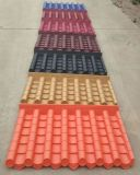 Building Material Plastic Roof Decoration PVC Corrugated ASA Synthetic Resin Tile