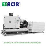 Water Cooled Chiller Industrial Screw Water Chiller for Chemical Industry