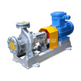 Lqry High Temperature 370 Degree Hot Thermal Oil Transfer Circulation Centrifugal Pump (No Additional Cooling System)