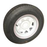 14*5.5 185lt Ht Sunraysia Wheel Rim & Tyre White Caravan Trailer /Boat Trailer Tyre 185r14c