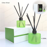 Luxury Design Painted Color Reed Diffuser Bottle with Package Box