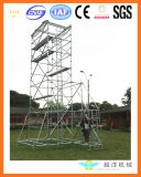 as/Nz Approved Aluminium Ringlock Scaffolding Tower with Top Quality