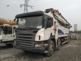 2011 Zoomlion 52m Refurbish Used Truck Mounted Concrete Pump