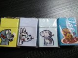 Cartoon Printing Cigarette Case for Health Care Promotion Gift