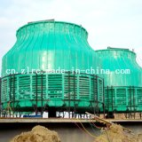 Industrial FRP Water Cooling Tower / GRP Chilling Tower