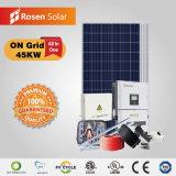 Cheap Home Power Solar System on Grid Solar Energy 45kw System
