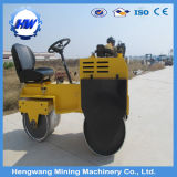 High Quality Walk Behind Double Drum Vibratory Road Roller