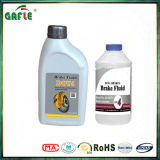 OEM DOT4 Higher Quality Lower Price Plastic Bottle Brake Fluid