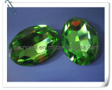 2015 Oval Fancy Stone Fashion Jewelry Component