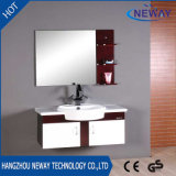 Competitive Price Wall Mounted Wood Bathroom Cabinet