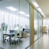 3-19mm Flat/ Curved Toughened /Tempered Glass Wall Partition