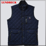 Men's Vest Sleeveless Jacket with Nylon
