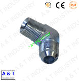 Qingdao Factory Supply Jic/NPT Male 90 Degree Elbow Pipe Fitting