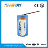 High Energy Density 1200mAh Lithium Battery Cr34615 for Armarium