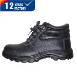 Good Price Double Density PU Sole Steel Toe Genuine Leather Waterproof Safety Shoes