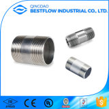 ASTM/DIN Stainless Steel NPT Thread Pipe Nipple