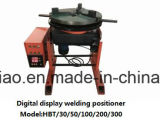 Digital Display Welding Positioner Hbt-300 for Circular Welding
