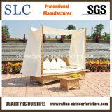 Outdoor Sunbed/Rattan Lounge Bed/Garden Sun Bed (SC-9603/9604)