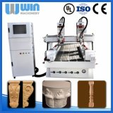5axis 3D Wood Engraving CNC Router Woodworking Machine Factory Price