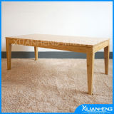 Natural Finishing Bamboo Tea Table for Living Room