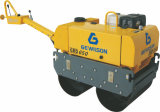 Double Drum Walk Behind Vibratory Roller