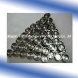 China Luoyang Supplier 99.5% Tungsten Crucible for Melting