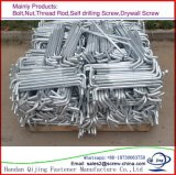 High Quality L/J Type Anchor Bolts Foundation Bolt, Factory Price