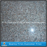 Cheap G636 Chinese Pink Granite Floor/Wall Tiles for Shower