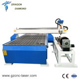 Cheap 4 Axis CNC Router Wood Engraving and Cutting Machine with Independent Rotary Axis