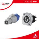 IP44 Cheaper Price 3pin Connector/Powercon