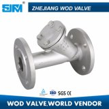 "1/4"" Stainless Steel 304 Y Type Flange Strainer with Hot Selling"