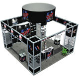 Shll Scheme Exhibition Booth Design for Trade Show Display