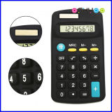 Promotional Pocket 8 Digits Desktop Solar Electronic Calculator