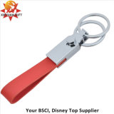 Elegant Timeless Classic Red Leather Key Chains Keychains
