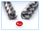 HRC 55 CNC Three Edged End Mill