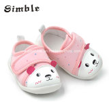 Latest Fashion Cute Wholesale Soft Canvas Baby Shoes