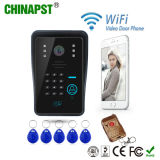 WiFi Video Doorphone with Access Control with Wireless Unlock (PST-WiFi002IDS)