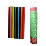 Long Colored Pencils in Hexagonal Shape/Stationery Pens