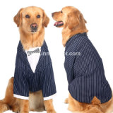 Western-Style Clothes, Business Suit for Lage Dog Pet with Bowtie