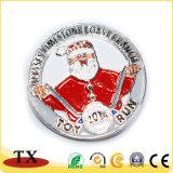 Wholesale Custom Logo Metal Police Souvenir Badge