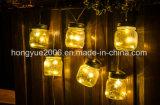 Hot Sales Milk Design Glass LED String Light Chain LED Christmas Light