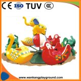 Outdoor Amusement Commercial Merry Go Round Equipment (WK-Q1126)