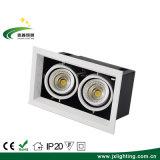 High Quality 10W 20W 30W 85~265V LED Grille COB Downlight Shop Lights