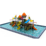Commercial Water Park Equipment, Kids Water Playground Toys