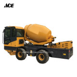 Cheap Diesel Mixer Trucks, High Quality Used Concrete Mixer Truck with Pump